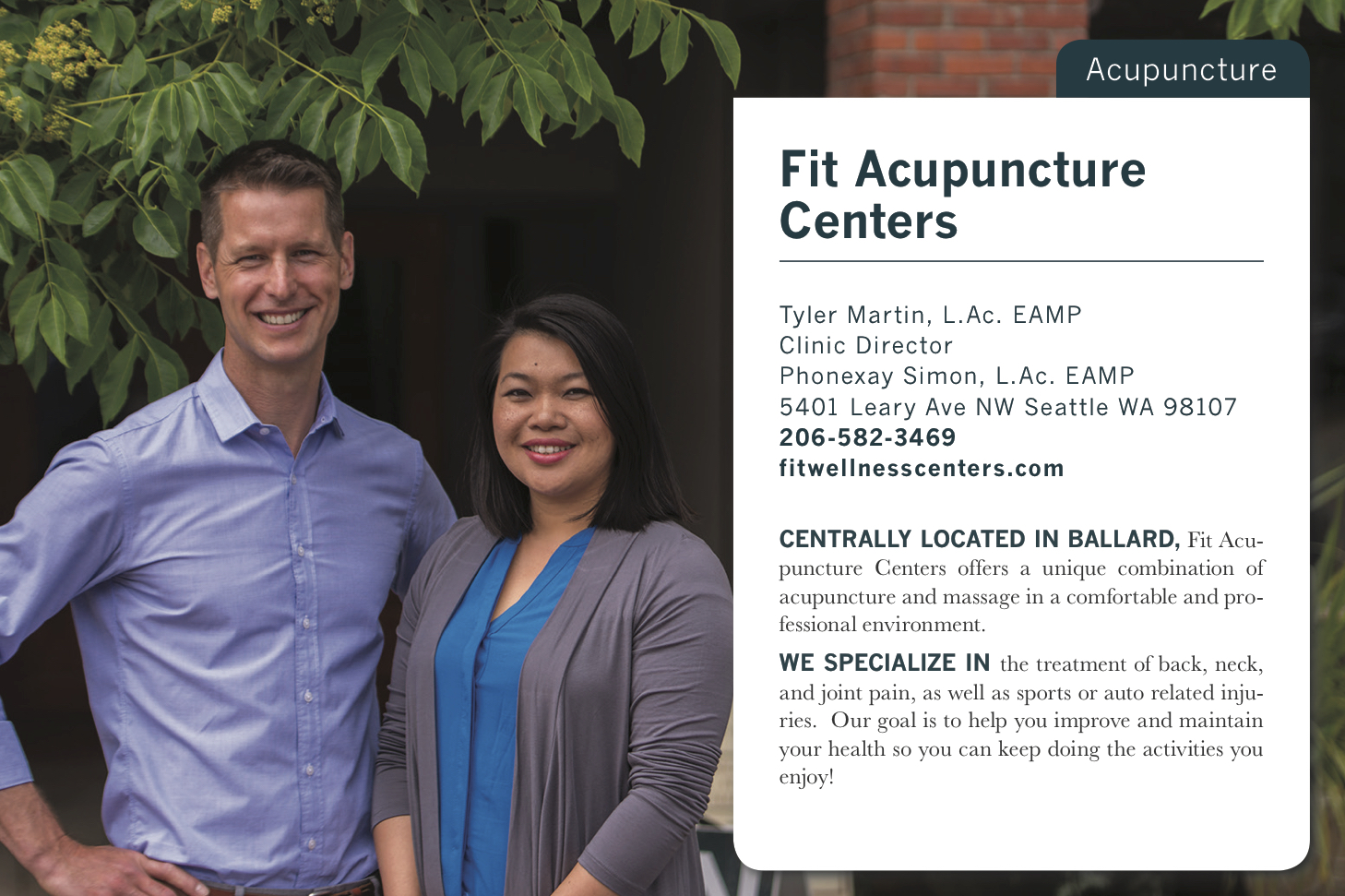 News & Blog | Fit-Acupuncture